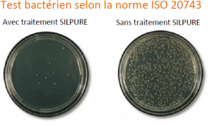 test-bacterien-silpure-norme-iso-20743