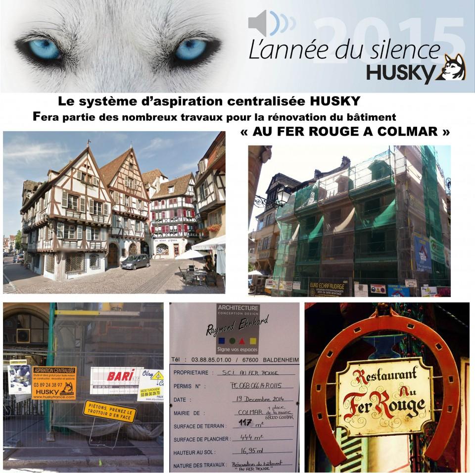Aspiration centralis e husky restaurant au fer rouge - Fer rouge colmar ...