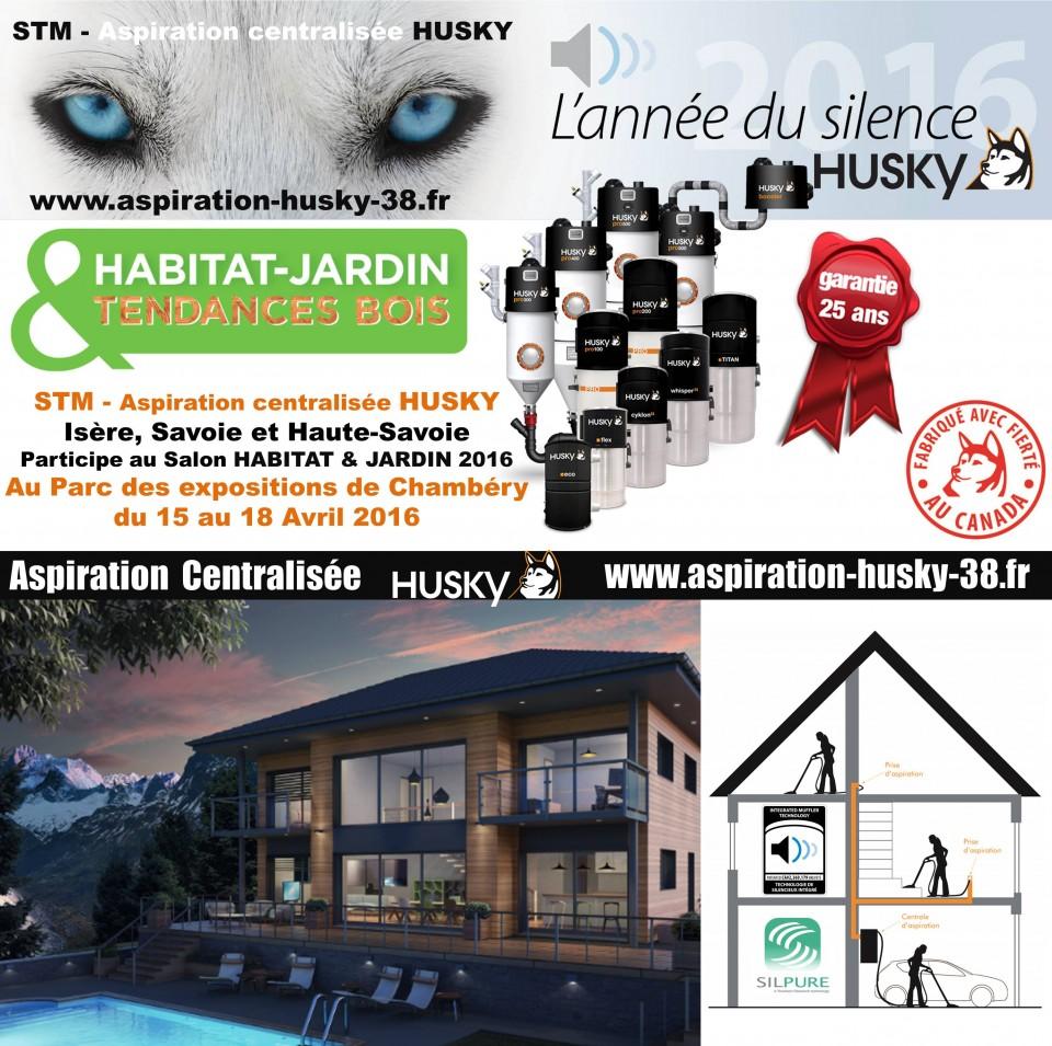 Habitat jardin 2016 chambery aspiration centralis e for Habitat jardin 2015