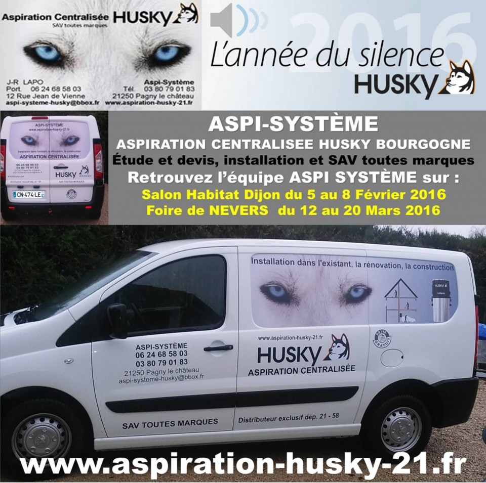 aspi systeme votre service aspiration centralis e husky france. Black Bedroom Furniture Sets. Home Design Ideas