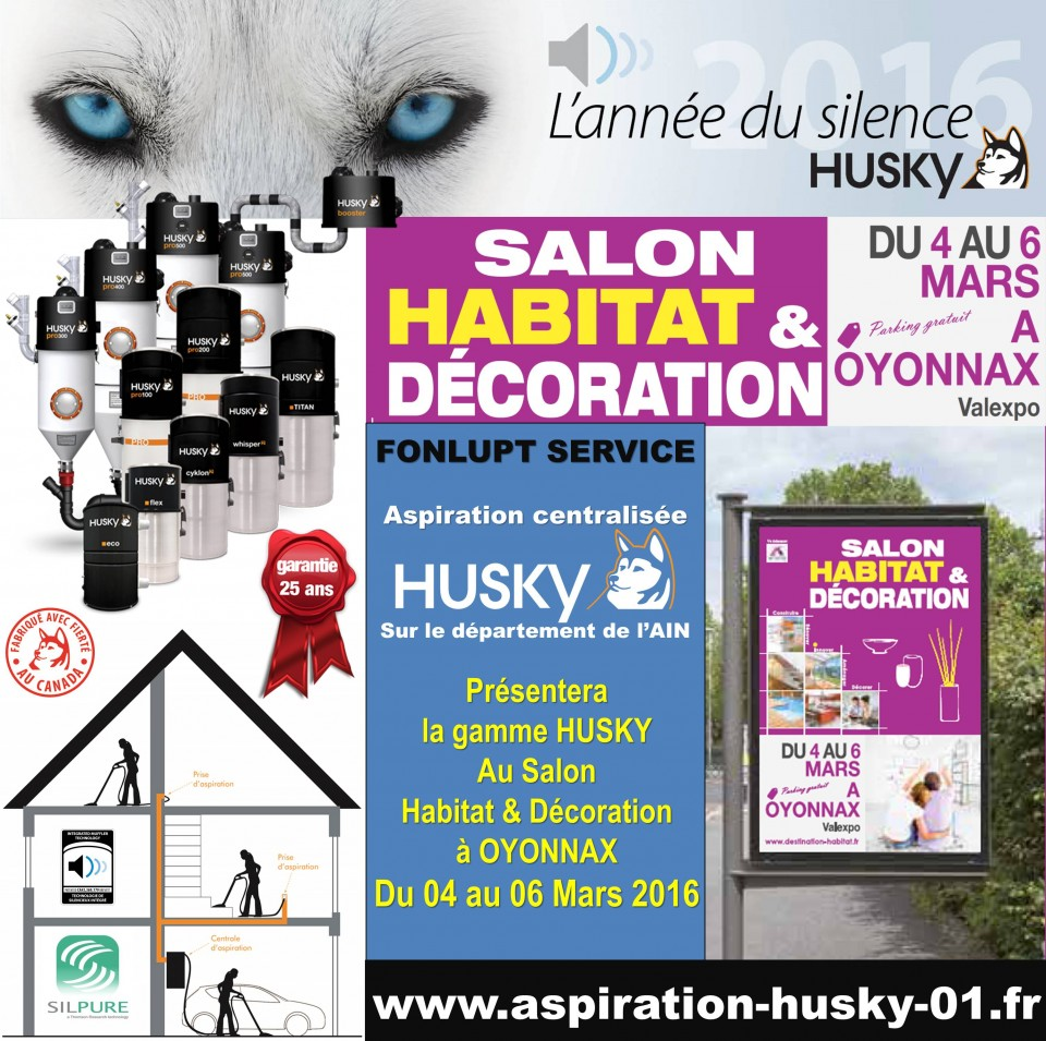 l aspiration centralis e au salon de l habitat d coration d oyonnax 2016 aspiration. Black Bedroom Furniture Sets. Home Design Ideas