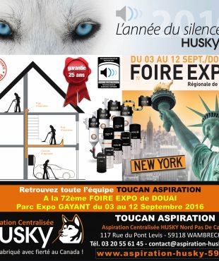 72ème Foire Exposition Régionale 2016 à DOUAI
