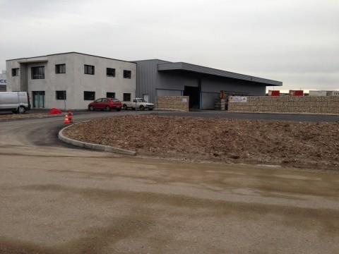 Aspiration centralisée Husky - Moretti Construction à Dombasle-sur-Meurthe