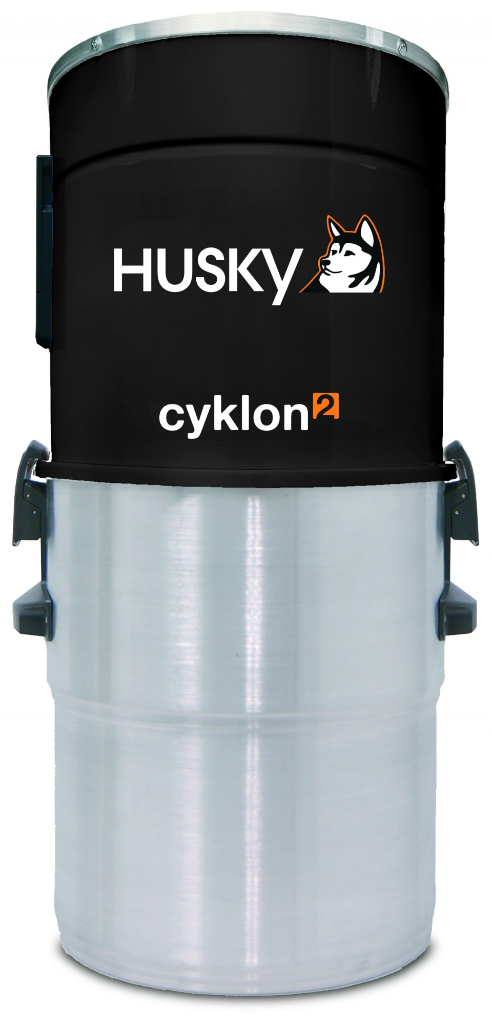 cyklon 2 centrale d aspiration poussi re hybride aspiration centralis e husky france. Black Bedroom Furniture Sets. Home Design Ideas