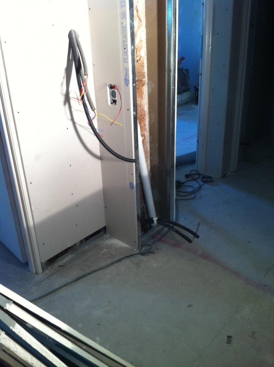 Installation Du0027un Système Du0027aspiration Centralisée Husky Dans Une Rénovation